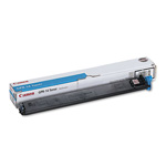 Canon 8650A003AA GPR14 Digital Color Copier Toner Cartridge GPR-14 for imageRUNNER C6800, Cyan