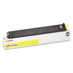 Canon 8652A003AA GPR14 Digital Color Copier Toner Cartridge GPR-14 for imageRUNNER C6800, Yellow