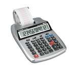 Canon P23DHV 2 Color Printing Calculator, 12 Digit LCD, Business, Margin, Tax, Count
