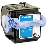 Canon 9644A008AA (GPR-27) Toner, 6000 Page-Yield, Cyan