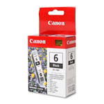 Canon Replacement Ink Tank BCI 6 for S800, S900, S9000; BJC 8200; & Others, Black