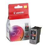 Canon Replacement Ink Cartridges For Cl-52 For Pixma Ip6210D, Ip6220D, Photo
