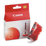 Canon Cli-8R Red Ink Tank For Pixma Pro9000