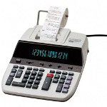 Canon CP1460D 2 Color Commercial Printing Calculator, 14 Digit, Tax/Business Functions
