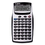 Canon F-710 Scientific Calculator, Battery Operated, 10+2 Digit Display, Hard Case