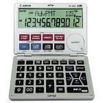Canon FN600 12-Digit LCD Angled Display Interactive Financial Calculator