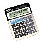"Canon LS85H Portable Display Calculator, 4 1/32""Wx5 1/4""Dx1 13/16""H, PM"