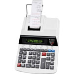 "Canon Printing Calculator, 14-Digit, 9"" x 14"" x 3-1/4"", Gray"