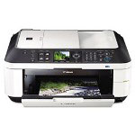 Canon PIXMA MX350 Color AllInOne Inkjet Printer (Fax/Copier/ Printer/ Scanner) with Wireless Networking