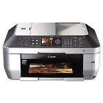 Canon PIXMA MX870 Color AllInOne Inkjet Printer (Fax/Copier/ Printer/ Scanner) with Wireless Networking