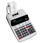 Canon P170DH 2 Color Roller Printing Calculator, 12 Digit Fluorescent Display