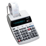 Canon P170-DH-3 Printing Calculator, Black/Red Print, 2.3 Lines/Sec