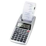 Canon 12-Digit Tax Hand Held Print Calculator, Silver