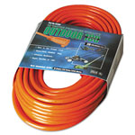 CCI Vinyl Extension Cord, 100ft, AWG 16/3, SJTW-A, Orange