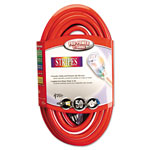 CCI Stripes Extension Cord, 12/3 AWG, 50ft