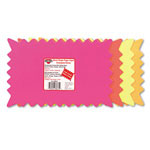 "Consolidated Stamp Write-On ""Do It Yourself"" Sign, Die-Cut Paper, 10 x 6, Assorted Borders,36/Pack"