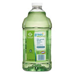 Green Works All Purpose Cleaner, Lemon Scented, 64 Oz