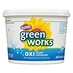 Clorox Green Works® Oxi Stain Remover, Unscented, 56 oz Container