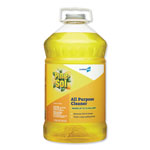 Pine Sol All Purpose Cleaner, Lemon Scented, 144 Oz