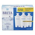 Brita® Regular Pitcher Replacement Filters, 3/Pack