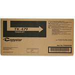 Copystar Toner Cartridge, 15,000 Page Yield, Black