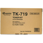 Copystar Toner Cartridge, 34,000 Page Yield, Black