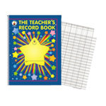 "Carson Dellosa Publishing Company The Teacher's Record Book, K 5, 96 Pages, 8 1/2""x11"""