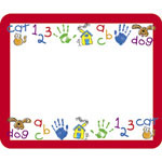 "Carson Dellosa Publishing Company Name Tags, Kid Drawn, 3""x2 1/2"", 40/Pack"