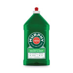Murphys Oil Squirt and Mop Floor Cleaner, 32 oz Bottle, Lemon Scent, 6/Carton