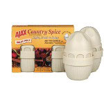 Ajax Solid Air Freshener, Country Spice