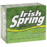 Irish Spring® Personal Deodorant Soap, 3-Bar, 3.2 oz