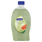 Softsoap Moisturizing Hand Soap, Crisp Cucumber & Melon, 32 oz Bottle, 6/Carton
