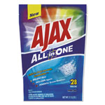 Ajax All in One Automatic Dish Detergent Pacs, Fresh Scent, 28/Pack, 5 Pack/Carton