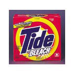 Tide Bleach Powder Laundry Detergent , Two-Pack