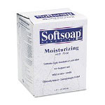 Softsoap Moisturizing Soap Dispenser Refill, 800 mL, Case of 12
