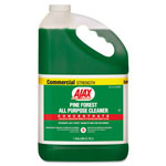 Ajax All Purpose Cleaner, Pine Scented, 1 Gal, Case of 4