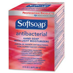 Softsoap Bag-In-Box Soap, Antibacterial, 800 mL, Crisp Clean Scent