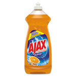 Ajax® Dish Detergent, Antibacterial, Orange, 34 oz Bottle