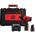 "Chicago Pneumatic 1/4"" Cordless Impact Driver Kit"