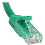 Startech Snagless Cat6 UTP Patch Cable - ETL Verified - Patch Cable - 3 Ft