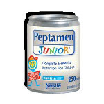 Nestle Junior Vanilla 8 Oz Can