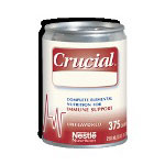 Nestle Crucial Unflavored 8 Oz Can