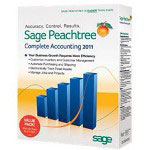 Sage Peachtree Complete Accounting 2011 - Complete Package