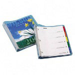 "Cardinal ClearThru™ 1 1/2"" View Binder, Clear"