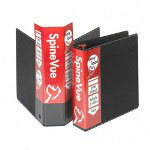 "Cardinal Slant D® 2"" View Binder, Black"