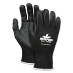 Memphis Glove Cut Pro 92720NF Gloves, X-Large, Black, HPPE/Nitrile Foam