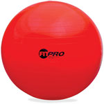 CH FitPro Ball with Stability Legs, 65cm, Red