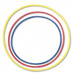 Champion Plastic Hula Hoops