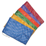 "CH Heavy-Duty Mesh Bag, 24"" x 48"", Assorted Colors, 6/Set"