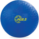 "CH Playground Ball, 8 1/2"" Diameter, Blue"